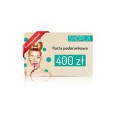 Karta podarunkowa o wartości 400 zł