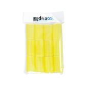 Wałki do włosów D32 - zółte