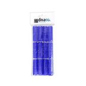 Wałki do włosów D16 - niebieskie