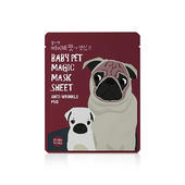 Baby Pet Magic Mask Sheet Pug